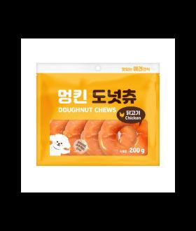 멍킨도넛츄 닭고기